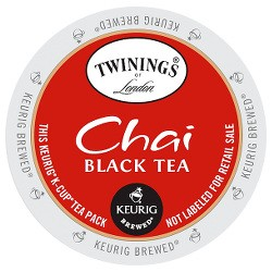 Twinings Chai Tea K-Cup 25ct