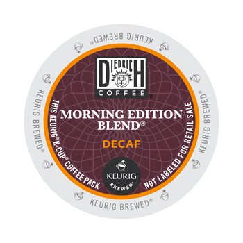 Diedrich Coffee Decaf Morning Blend K-Cup 24ct