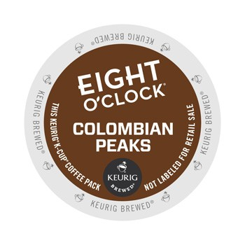 Eight O'Clock Colombian K-Cup 24ct