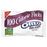 Oreo 100 Calorie Pack 72ct