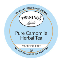 Twinings Camomile 25ct K-Cup