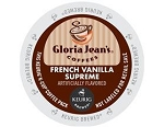 Gloria Jean's French Vanilla K-Cup 24ct