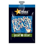 Flavia Alterra Decaf French Roast Coffee 100ct