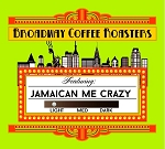 Broadway Coffee Roasters Jamaican Me Crazy 18ct