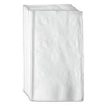 Napkin - White Dinner 7x4 150ct
