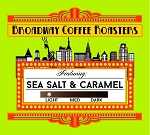 Broadway Coffee Roasters Sea Salt & Caramel 18ct