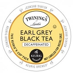 Twinings Decaf Earl Grey K-Cup 25ct