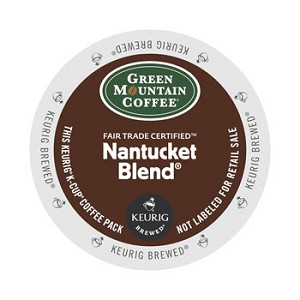 Green Mountain Nantucket Blend K-Cup 24ct