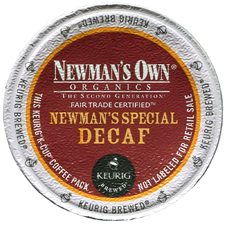 Newman's Special Decaf K-Cup 22ct
