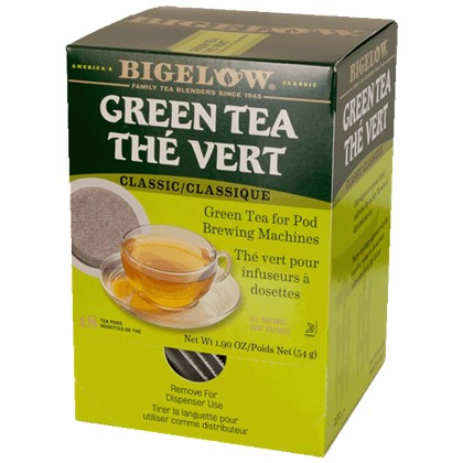 Bigelow Green Tea Pods 18ct