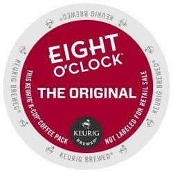 Eight O'Clock Original K-Cup 24ct