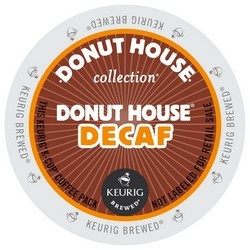 Green Mountain Decaf Donut House K-Cup 24ct