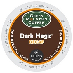 Green Mountain Decaf Dark Magic K-Cup 24ct