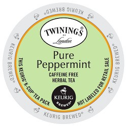Twinings Peppermint 25ct K-Cup
