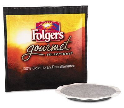 Folgers Pods Decaf Colombian 18ct