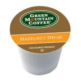 Green Mountain Decaf Hazelnut K-Cup 24ct