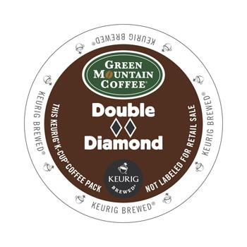 Green Mountain Double Black Diamond K-Cup 24ct