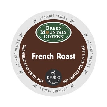 Green Mountain French Roast K-Cup 24ct