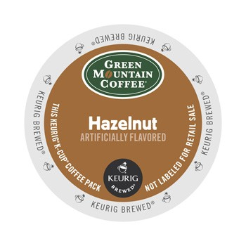 Green Mountain Hazelnut K-Cup 24ct