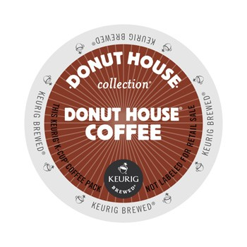 Green Mountain Donut House K-Cup 24ct