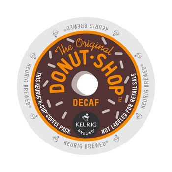 Coffee People Donut Shop Decaf KCup 24ct