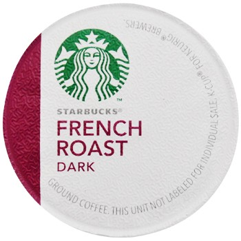 Starbucks French Roast K-Cup 24ct