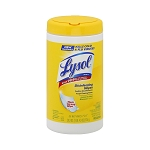 Lysol Lemon & Lime Disinfecting Wipes 80ct