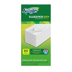 Swiffer® Dry Refill Cloths, 80 ct