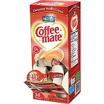 Nestle CoffeeMate Cinnamon Vanilla 50ct