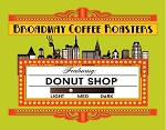 Broadway Coffee Roasters Donut Shop Pods 18ct