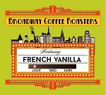 Broadway Coffee Roasters French Vanilla Pods 18ct