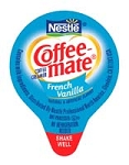 Nestle CoffeeMate French Vanilla 180ct