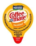 Nestle CoffeeMate Hazelnut 180ct
