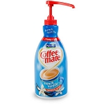 Nestle CoffeeMate French Vanilla Pump 1.5L