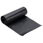 Trash Bag 45 Gallon Black Heavy Weight 100ct