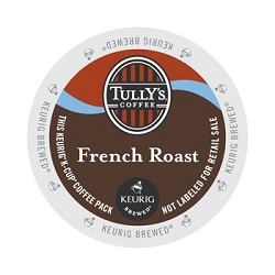 Tully's French Roast K-Cup 24ct