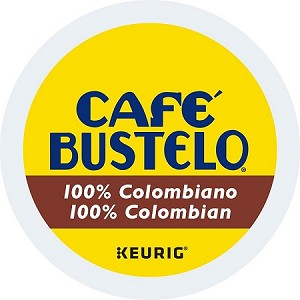 Bustelo Colombian K-Cup 24ct