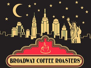 Broadway Coffee Roasters Decaf 100% Colombian 42/2oz