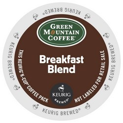 Green Mountain Breakfast Blend K-Cup 24ct