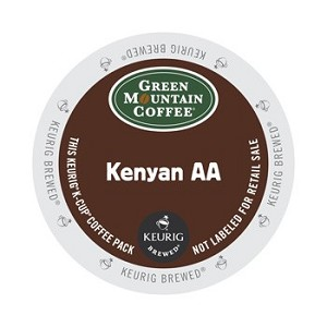 Green Mountain Kenyan AA K-Cup 24ct