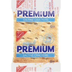 Kraft Nabisco Premium Saltine Cracker 2 pk, 300ct